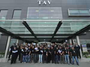 TAV Grubu Corporate Games'te