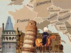 Hayalinizi anlatın Avrupa seyahati kazanın