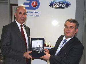 Ford'tan, THY Opet'e özel tasarım aracı