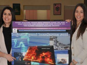 """Gemi kazalarına """"Ters Teleferik""""li çözüm"""