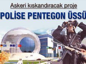 Uluslararası Polis Eğitim Merkezi kuruluyor