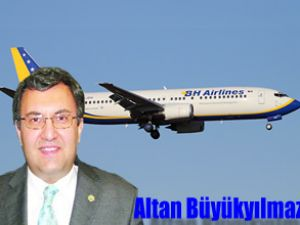 BH Airlines'in genel müdürü Büyükyılmaz