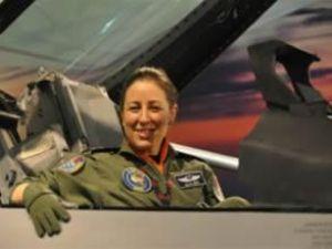 Sabiha Gökçen'in izindeki F-16 pilotumuz