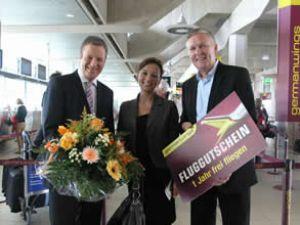Germanwings 50 milyon yolcuya ulaştı