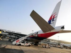 Malaysia Airlines'ın yer hizmeti TGS'den