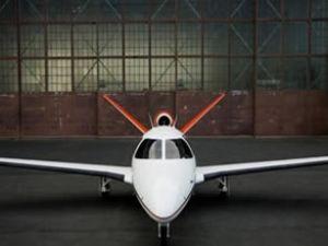 İcradan satılık 8 kişilik jet yolcu uçağı