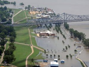 Mississippi Nehri faciya neden olabilir