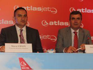 Atlasjet, Rusya ve Irak'ta şirket kuruyor