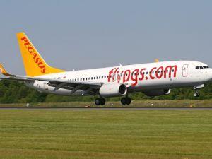 Pegasus test uçuşlarına başladı