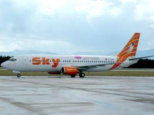 Sky Airlines, Kuveyt uçuşlarını başlattı