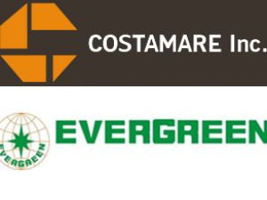 Costamare'dan Evergreen'e beş yeni gemi