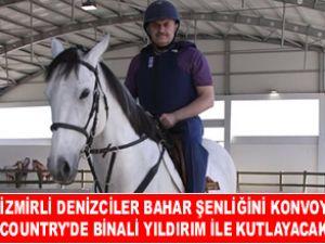 İzmir Bahar Şenliği Konvoy'da yapılacak