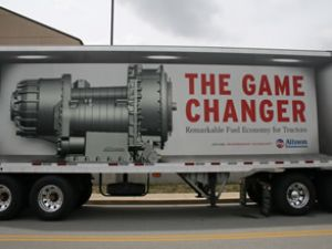 Allison'dan gelişmiş yakıt tasarrufu