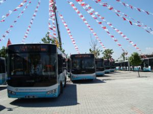 Doruk 215LE Konya halkını taşıyacak