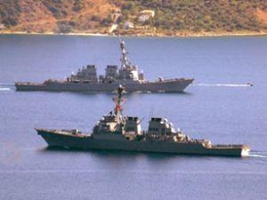 Açık denizdeki gemilere İran koruması