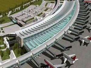 30 milyon yolcu kapasiteli dev havaalanı
