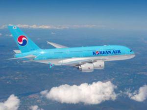 Kore Havayolları ilk A380'ini teslim aldı
