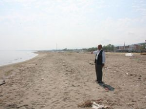 Marmara Denizi'nde korkutan çekilme