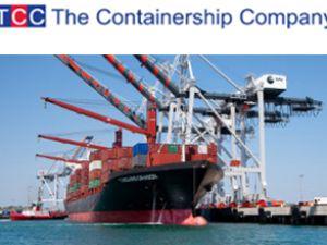 TCC, borçları için konteyner gemisini sattı
