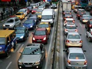11 yılda araç sayısı 7 milyondan fazla arttı