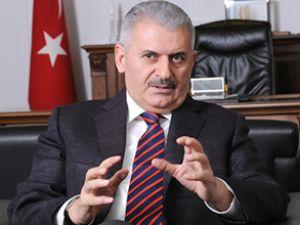 """Yıldırım: İzmir'e """"35 Dev Proje"""" hazırlandı"""