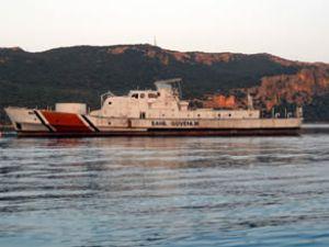 Coast Guard adlı gemi Kaş'ta batırılacak