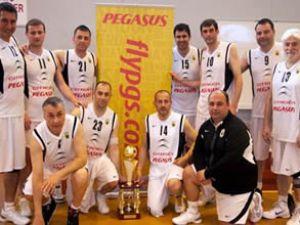 Pegasus ile kanatlandı şampiyon oldu
