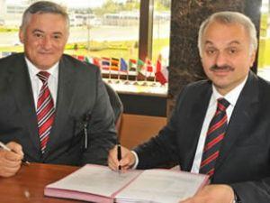 Borajet ve Anadolujet'te imzalar atıldı