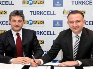 İspark ve Turkcell'den ücretsiz park imkanı