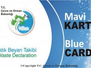 Mavi kart denizleri atıklardan koruyacak