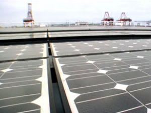 Japon grup güneş enerjili gemiyi üretiyor