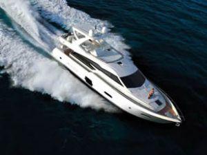 Ferretti yeni teknesi Ferretti 720'i tanıttı