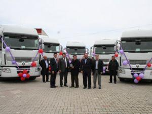Akten İnşaat Renault Trucks'ı tercih etti