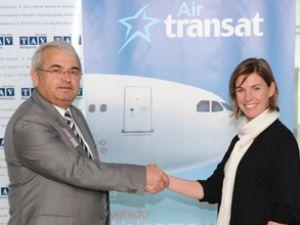 Air Transat Kanada'ya direkt uçuracak