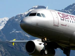 Germanwings-Austrian Air'den ortak uçuş