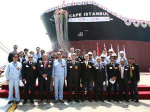 Ereğli Denizcilik, 'Cape Istanbul'a kavuştu