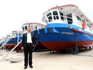 Yeni tekneler Anadolu'ya sınıf atlatacak