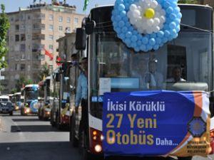 Otokar'dan Diyarbakır'a 25 adet DORUK LE