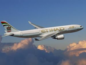 Etihad'tan 10 adet Dreamliner siparişi