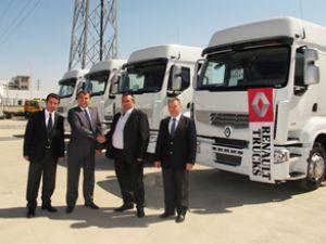 3D Nakliyat'ın tercihi Renault Trucks oldu