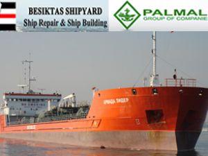 Palmali, Beşiktaş'a 5 tanker siparişi verdi
