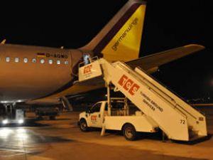Germanwings'e yer hizmetini TGS verecek