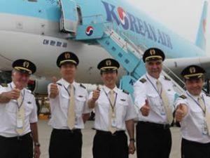 Korean Air, A380'li uçuşlarına başlıyor
