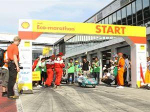 Shell'in 'Eco Marathon' heyecanı sürüyor