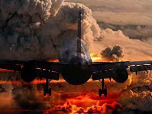 Yanardağ, uçak seferlerini aksatıyor