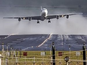 Havaalanlarında uçak gürültüsüne son