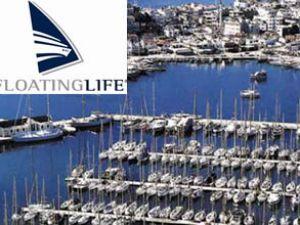 Floating Life, Marmaris Yat Limanı'nı seçti