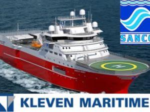 Sanco ve Kleven gemi sözleşmesi imzaladı