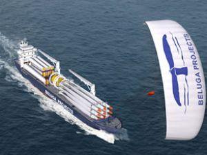 Gemiler rüzgarın gücünden yararlanacak