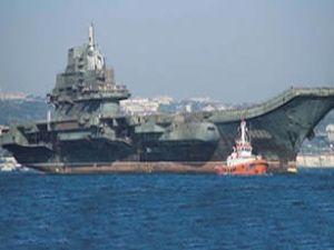 Varyag, uçak gemisi olarak revize edildi